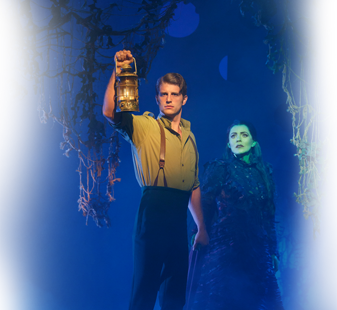 Home | WICKED | Official Broadway Site
