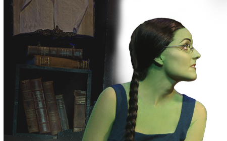 Cast & Creative | WICKED | Official Broadway Site