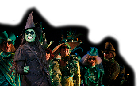 Emerald City Elphaba and Company