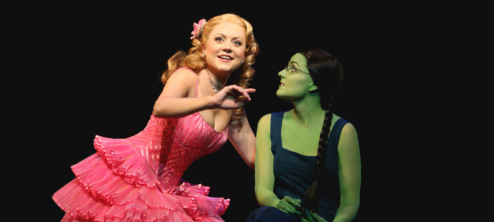 The Show | WICKED | Official Broadway Site